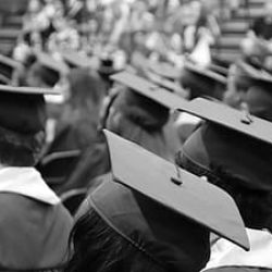 grayscale-photo-of-student-wearing-academic-gowns-thumbnail